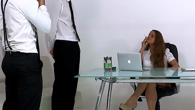Cathy Heaven Is Tough Drilled And Fisted