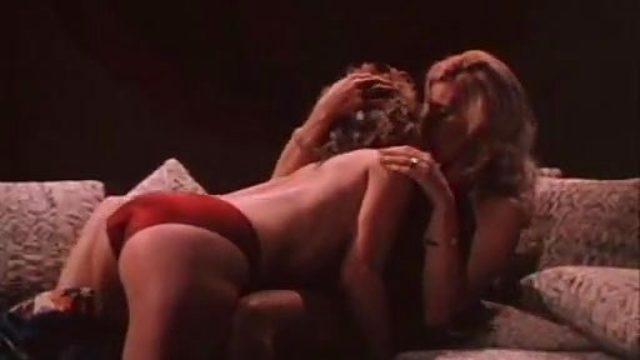 Plug Holmes, Chris Cassidy, Paula Wain In Antique Skin Flick Film