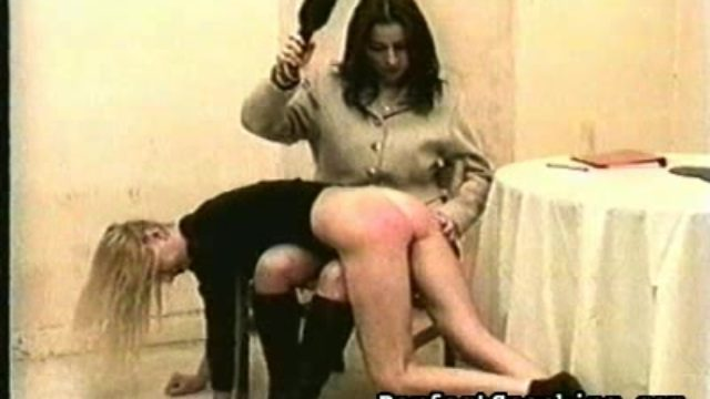 Female On Female Extraordinary Slapping Sequence