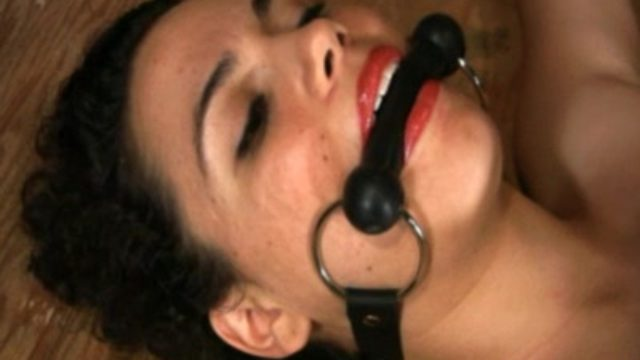 Zayda Is Restrain Bondage Latin