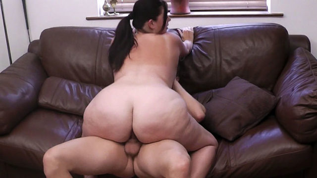 Useless Bbw Hotty Picked Up And Plumbed