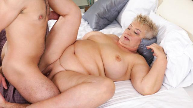 Gigantic Grannie Liking