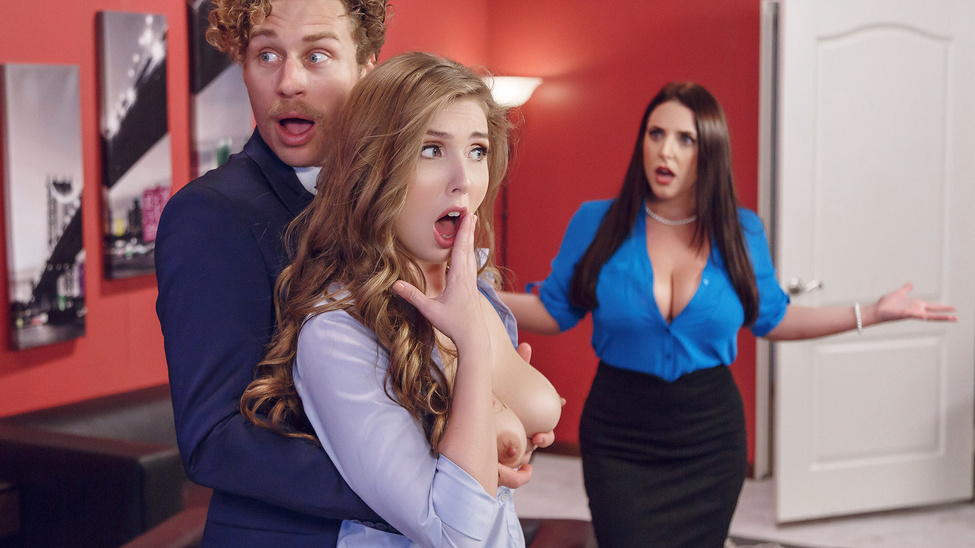 Angela Milky & Lena Paul & Michael Vegas In Pornography Good Judgment – Brazzers
