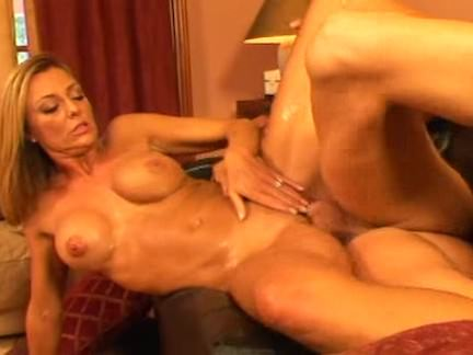 Youthful Boy Plows Super-naughty Mommy