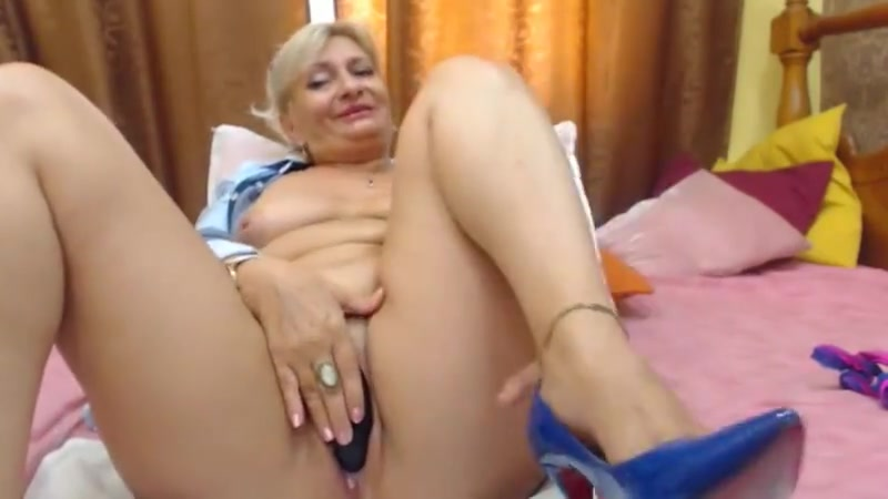 Unique First-timer Platinum-blonde, Mature Grownup Tweak