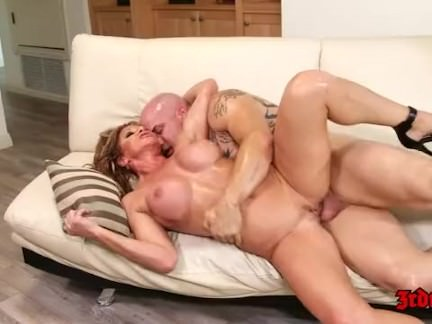 Farrah Dahl Have Fuck-a-thon With Different Fellow