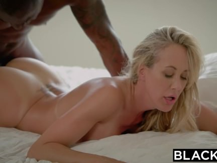Blacked Brandi Enjoy´s First-ever Immense Ebony Fuck-stick