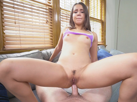 Gf With Braces Will Get Her Rear Entrance Expanded Via Huge Rigid Dick